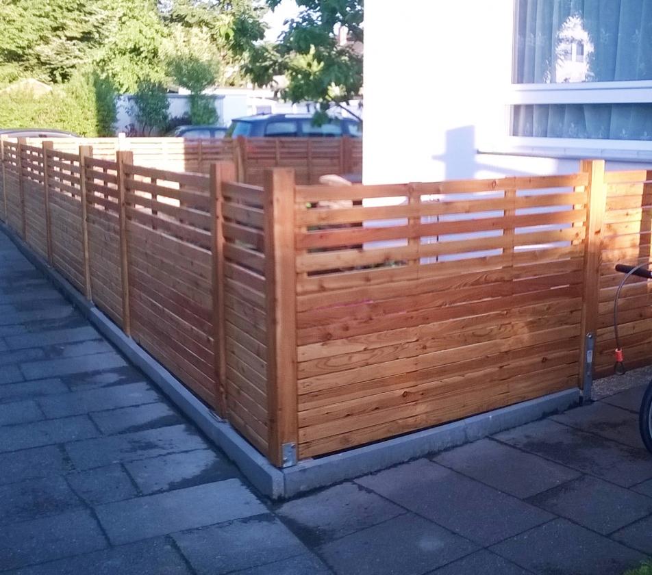 Ogrodzenia Drewniane Drewnopol Tarcica Modrzewiowa